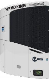 Dieselaggregat / hybrid for semi og henger